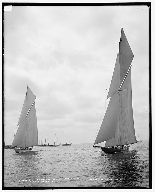Yacht Racing and the law